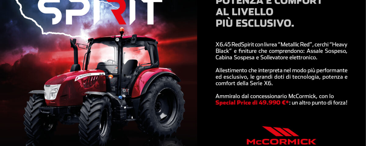 MCCORMICK X6.45 a soli € 49.900